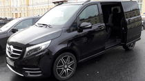 Arrival Airport or Train Station Transfer to Hotel by Minivan in St Petersburg, St Petersburg, Bus...