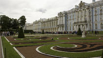 Catherine Palace & Amber Room Tour, St Petersburg, Cultural Tours