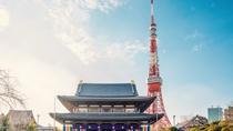 Tokyo Modern and Traditional Architecture Highlights by Minibus, Tokyo, Walking Tours