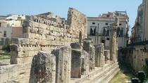 Siracusa, Catania, Cultural Tours