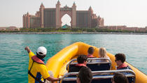 Dubai RIB Boat Cruise: Palm Jumeirah and Dubai Marina, Dubai, Day Cruises