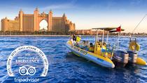 Dubai RIB Boat Cruise: Palm Jumeirah and Dubai Marina, Dubai, Day Cruises