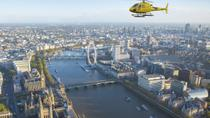 Helicopter Flight in London, London, Sunset Cruises