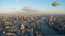 Private Tour: Helicopter Flight in London- London Max, London, Helicopter Tours