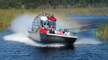 Everglades Airboat Tour with Transport from Miami, Everglades National Park, Airboat Tours