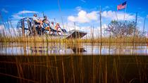 Everglades Airboat Tour with Transport from Miami, Miami, Airboat Tours