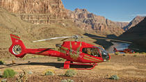 Grand Canyon Helicopter Tour from Las Vegas with Champagne Picnic, Las Vegas, Half-day Tours