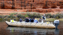 Arizona Highlights Day Trip: Antelope Canyon, Lake Powell, and Glen Canyon with River Rafting, ...