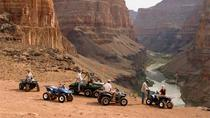 Grand Canyon North Rim lucht- en grondtour met optionele ATV-rit