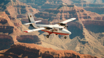 Rondvlucht over de Grand Canyon West Rim , Las Vegas, Air Tours