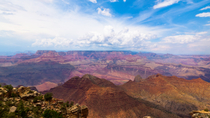 Visite des monuments du Grand Canyon en avion, Parc national du Grand Canyon, Sorties en avion