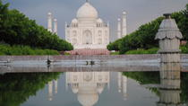 Private Day Trip Taj Mahal at Sunrise With Agra Fort From Delhi By AC Car, New Delhi, Private Day...