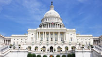 Best of DC Including US Capitol, National Archives Reserved Access, White House and Lincoln ...