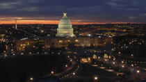 The Washington Monument the National Mall Illuminated Night Tour, Washington DC, Bus & Minivan Tours