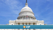 Viator VIP: Best of DC Including US Capitol and National Archives Reserved Access, the White House ...