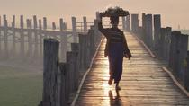 See the sunrise and visit the locals in Mandalay, Mandalay, Day Trips