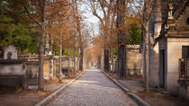 Private Guided Walking Tour: Pere Lachaise Cemetery, Paris, Historical & Heritage Tours