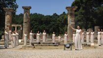 Ancient Olympia Day Trip from Costa Navarino, Peloponnese, Private Sightseeing Tours