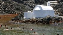 Early Season Experience: 3-Hour Santorini Volcano and Hot Springs Trip