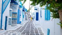 Mykonos Town and Island Half Day Tour, ミコノス島