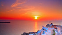 Oia Sunset and Traditional Villages Tour in Santorini, Santorini, Bus & Minivan Tours