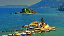 Private Tour: Achilleon Kanoni and Corfu Town, Corfu, Private Sightseeing Tours