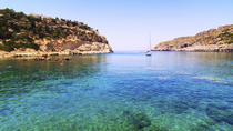 Rhodes East Coast Day Cruise with Kalithea Spa Trip, Rhodes, Sailing Trips