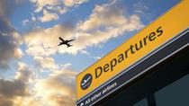 Shared Departure Transfer: Santorini Hotel to Airport or Cruise Port, Santorini, Airport & Ground...