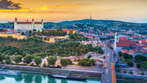 From Vienna: Discover Bratislava Private Tour with Luxury car and Local guide, Vienna, Private ...