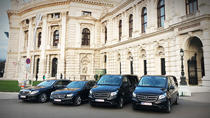 Low Cost Vienna Airport Vienna City Private Transfer with Professional Driver, Vienna, Private ...