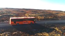 Economy Airport Transfer Between Keflavik Airport to Reykjavik Terminal and Vice Versa, Reykjavik,...