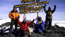 8 Days Climbing Mountain Kilimanjaro from Kenya, Nairobi, Climbing