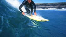 Lanzarote Surfing Experience at Famara Beach, Lanzarote, Dinner Packages