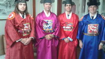 Seoul Combo: Cultural Heritage Tour with Kimchi Making and Traditional Dress Wearing, Seoul, Bike & ...