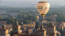 Private Tour: Emilia-Romagna Hot Air Balloon Flight with Transport from Bologna, ボローニャ