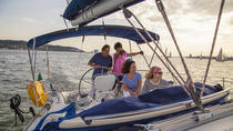 Lisbon Sunset Sail - 3 hours experience (with Portuguese wine & cheese), Lisbon, Sailing Trips