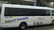 Shared Arrival Transfer: Proserpine Airport to Airlie Beach or Shute Harbour Hotels