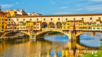 Florence Walking Tour Including Aperitivo, Florence, Private Sightseeing Tours