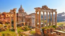 Imperial Rome Day Trip from Florence by High-Speed Train Including Skip-the-Line Colosseum and...