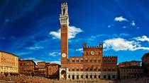 Siena, San Gimignano, Monteriggioni and Chianti Wine Tasting Tour from Florence