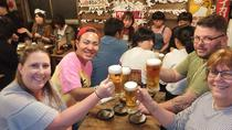 Osaka Bar Hopping Tour: Taste of Local Food & Nightlife at Hidden Pubs in Namba, Osaka, Nightlife