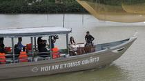 SUNSET-DINING BOAT TRIP ON THU BON RIVER, Hoi An, Cultural Tours