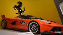 Ferrari, Pagani, and Lamborghini Tour from Milan or Florence, Milan, Private Day Trips