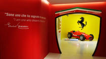 Italian Food and Museo Ferrari Small Group Tour from Bologna Including Gourmet Lunch, Bologna