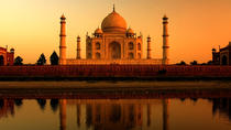 Private 09-Hour Agra Day Tour: Sunrise and Sunset of Taj Mahal, Agra, Day Trips