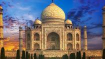 Taj Mahal and Agra City Tour by Tuk Tuk With Private Guide & Lunch, Agra, Tuk Tuk Tours
