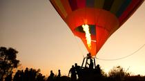 Vol en montgolfière au-dessus des montagnes de l'Atlas au départ de Marrakech, avec petit déjeuner berbère et promenade à dos de chameau dans le désert, Marrakech, Balloon Rides