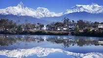 Flight to Pokhara from Kathmandu via Buddha Air, Kathmandu, Air Tours