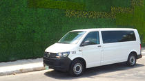 Cancun Airport-Hotel-Airport Private Mini-Van Roundtrip transportation, Cancun, Bus & Minivan Tours