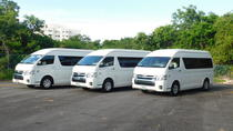 Cancun Airport-Hotel-Airport Private VAN Roundtrip Transportation, Cancun, Bus & Minivan Tours